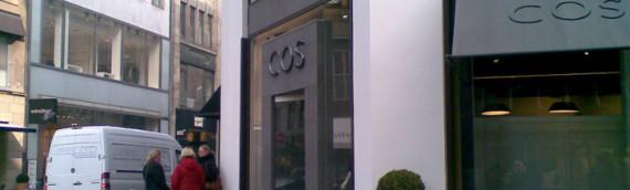 COS Shop: Amburgo, Germania