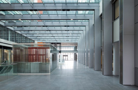 Projekt T02, Audi Headquarters: Ingolstadt, Germania