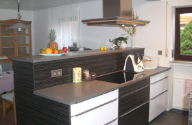 Private Residence Boley: Germany – Kitchen Design