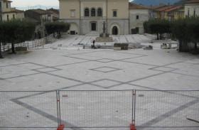 Piazza Prometeo: Cerreto Sannita (BN), Itália
