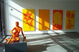 Techem Kunstgallerie: Francoforte, Germania