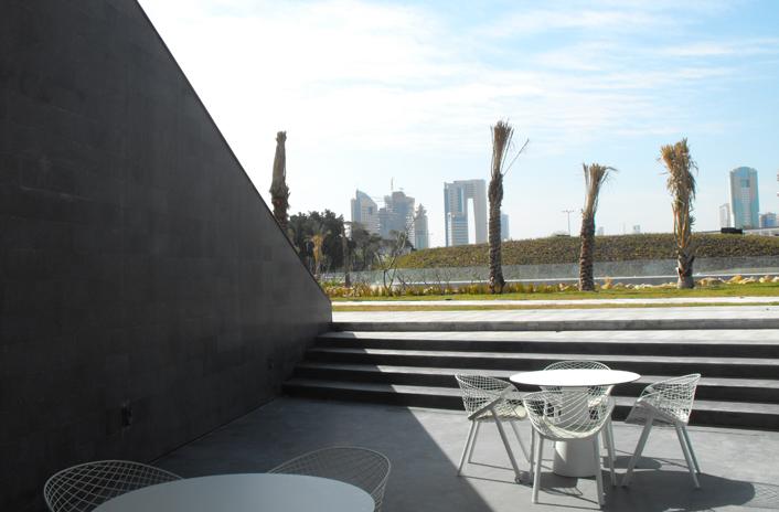 Amiri diwan al shaeed park basaltite guidotti battaglini for Garden design kuwait