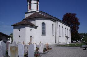 Kirche: Oberbuehren, Switzerland