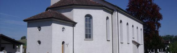 Kirche: Oberbuehren, Schweiz